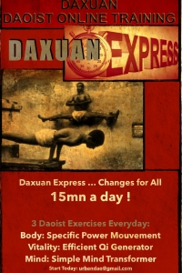 Da Xuan Express 15 minutes a day simple practice