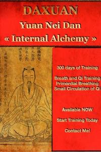 Yuan Nei Dan Breath and Qi Training for Small Circulation of Qi