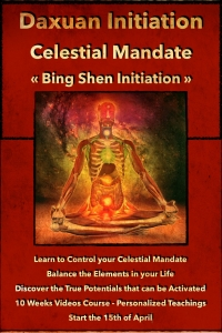 Celenstial Mandate Initiation for Balancing the Elements in your Life