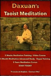 Daoist Meditation - 5 weeks, 5 months, 5 years