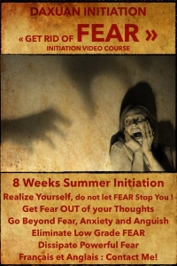 Get Rid of Fear - 8 Week Initiation Course