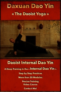 Dao Yin Daoist Yoga for Training Internal Structure