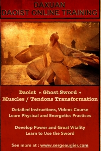 Ghost Sword Practice for Tendon Transformation